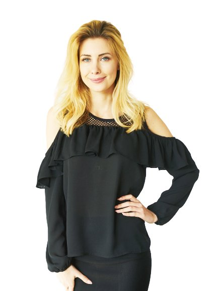 Blouse Roma black