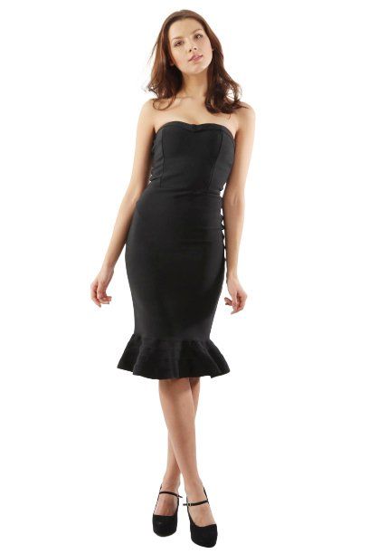 Dress Frances black