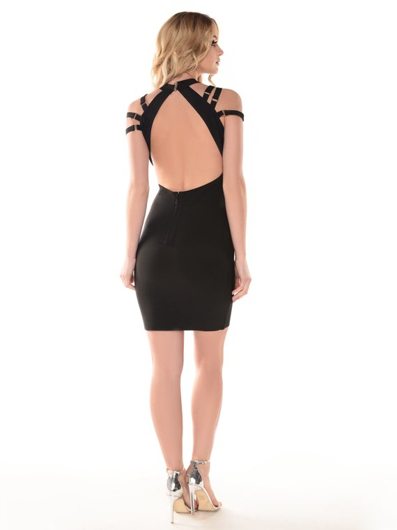 Dress Martine black