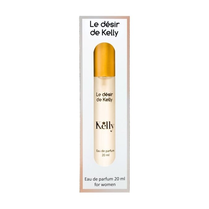 Eau de parfum for women Le Désir de Kelly 20 ml