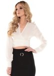 Blouse Eve white