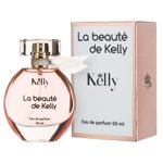 Eau de parfum for women La Beauté de Kelly 50 ml