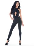 Jumpsuit Marietta black