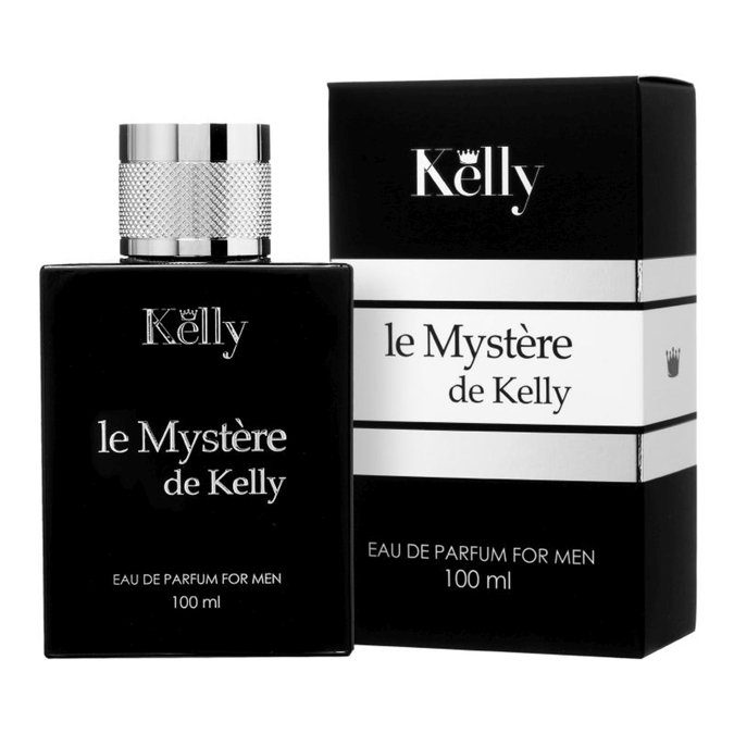 Eau de parfum for men Le Mystère de Kelly 100 ml