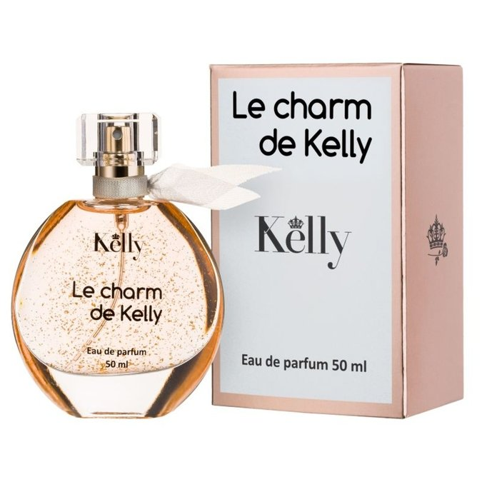 Eau de parfum for women Le Charm de Kelly 50 ml