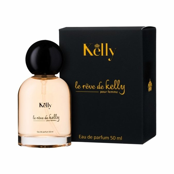 Eau de parfum for women Le Rêve de Kelly 50 ml