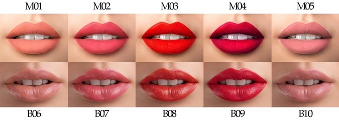 KELLY QUEEN MATTE LIPSTICK M02